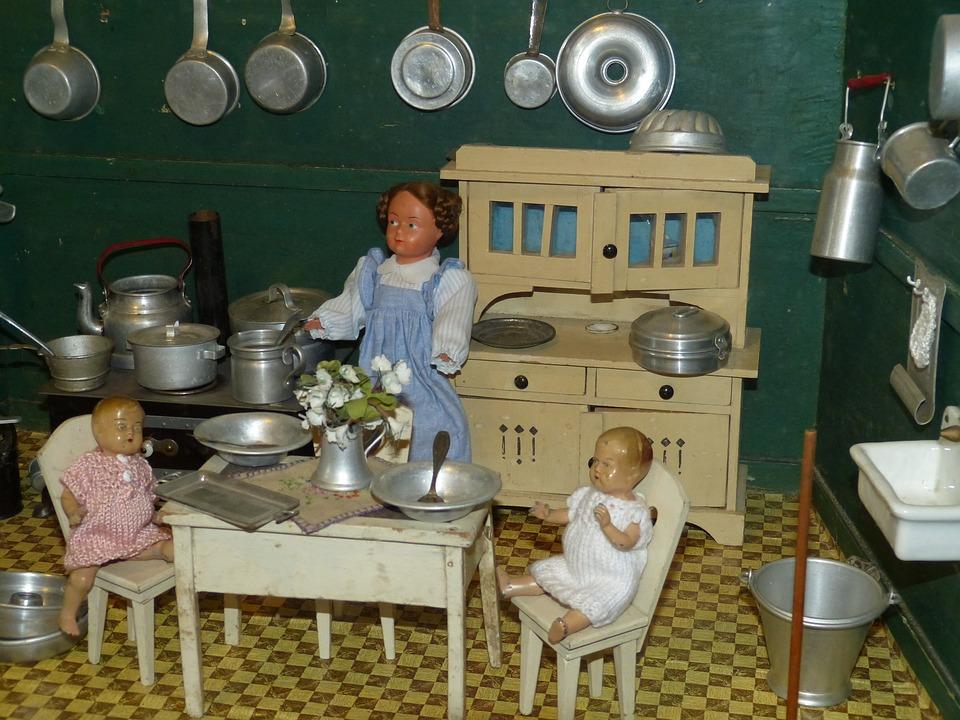 Je domeček pro děti do bytu vhodný?