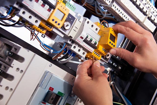 elektrická kabeláž