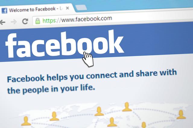 facebook síť