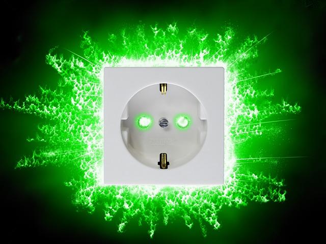 zelené světlo