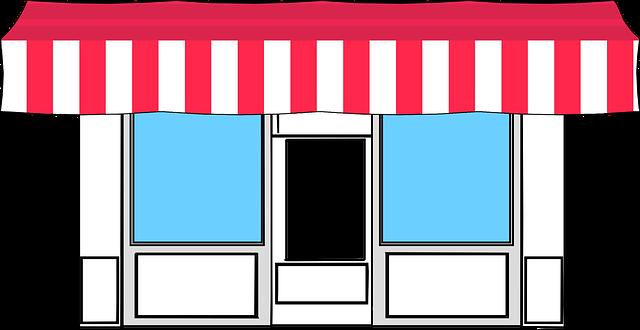 markýza obchodu