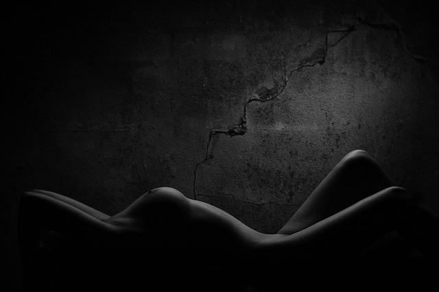erotická silueta