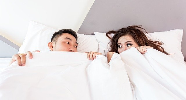 společné spaní